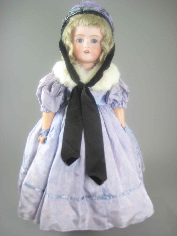 "26"" KLEY AND HAHN WALKURE DOLL"