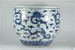 Qing dynasty, QIAN LONG, Chinese ancient porcelain jar