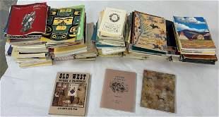Western History Art Antique Auction Catalogs