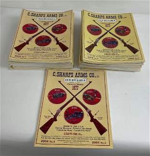 C Sharps Arms Company Catalog Montana 2004