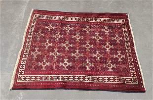 Turkmen Tekke Persian Oriental Rug