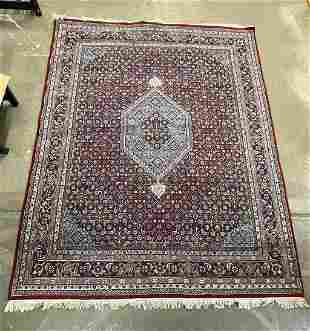 Large Room Size Sarouk Persian Oriental Rug
