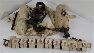 WW2 US Navy Desco Rebreather Browne Lung