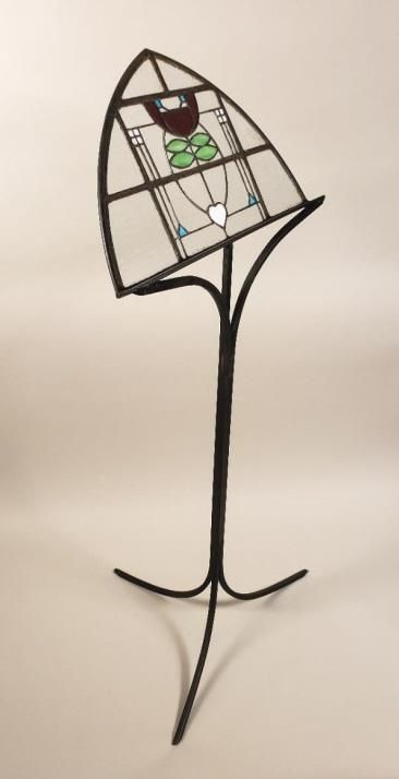 BILLY LAWLESS ARTS & CRAFTS MUSIC STAND