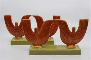 Pr A John FFrench Design Arklow Pottery CS Mid Cen