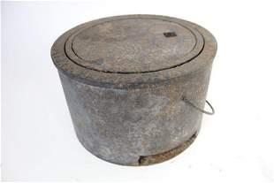 Victorian Pat. 1888 R.B. Wakefields Cast Iron Grill