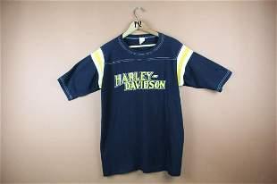 Black M/L Harley Davidson Denver CO Vintage T-Shirt