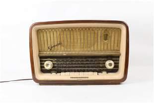 Telefunken Gavotte 5353 W German Tube Radio 50