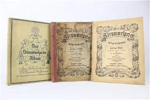 Der Struwwelpeter, Hoffmann Ill. German Childrens Books