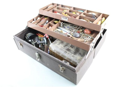 Fishing Rods & Tackle Boxes