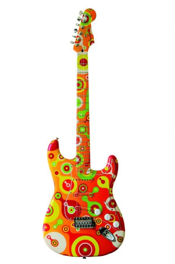 10: Fred Deakin - Fender® Strat® by Lemonjelly