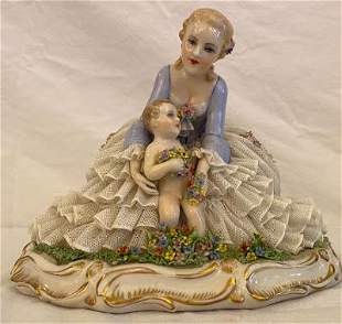 Fabris Porcelain Lady