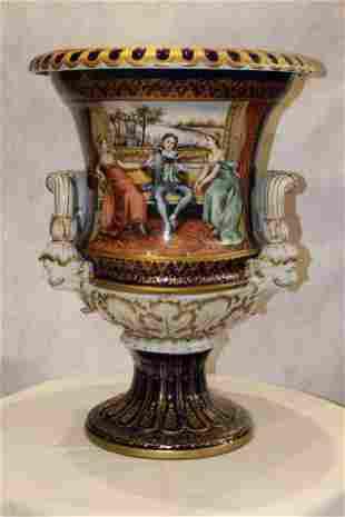 Impressive Large Porcelain Vase