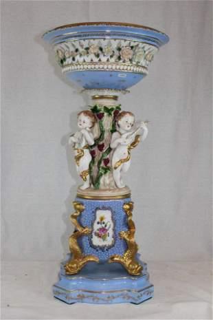 Fine Porcelain Children WDragon Bowl