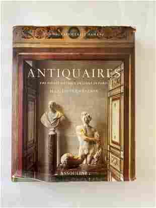Book- Antiquaires, The Finest Antique Dealers In Paris