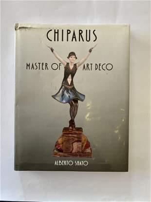 Book- Chiparus, Master of Art Deco