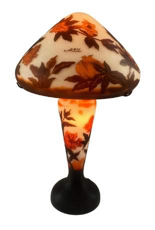 Art Nouveau Style Table Lamp | Galle Style