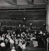 Gordon Coster, Chicago Board of Trade, c. 1945