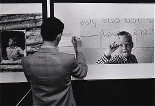 Andre Kertesz, Arthur Rothstein Exhibition, 1967