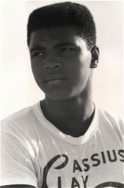 Flip Schulke, Muhammad Ali, 1961