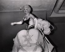Weegee, Marilyn Monroe at the Circus, 1955