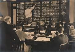 Margaret Bourke-White, New York Stock Exchange, 1936