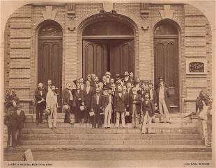 Dentists Convention Saratoga Springs, c. 1870