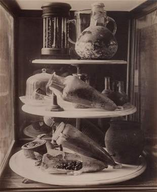 Anonymous, Artifacts from Pompei, Italy, 1870