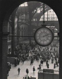 Fritz Neugass, Penn Station, c. 1948