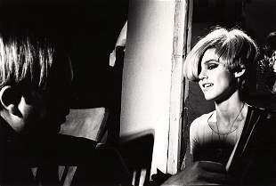 Billy Name, Geldzahler & Sedgwick (Andy Warhol), 1966
