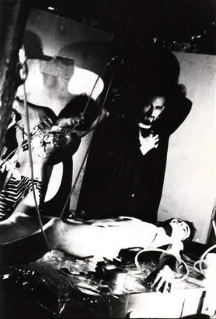 Billy Name; Nicholson, Smith, Link (Andy Warhol) c.1965