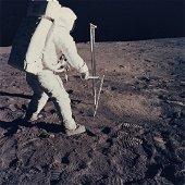 NASA, Apollo 11 Moon Landing, 1969