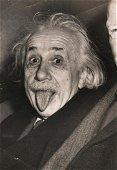 Arthur Sasse, Rare Albert Einstein Portrait, 1951
