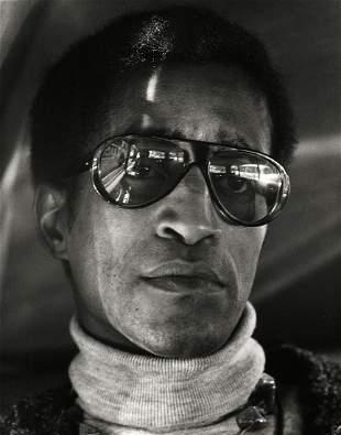 Peter Basch, Sammy Davis Jr., c. 1964