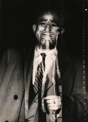 Weegee, Untitled, c. 1950s