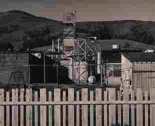 Harry Bowden, American Distilling Co., Sausalito, c1951