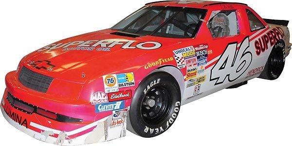 1990 Days Of Thunder Movie Used Superflo Race Car