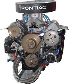 595: 1995 Ward Burton Winston Cup Engine - Race Used