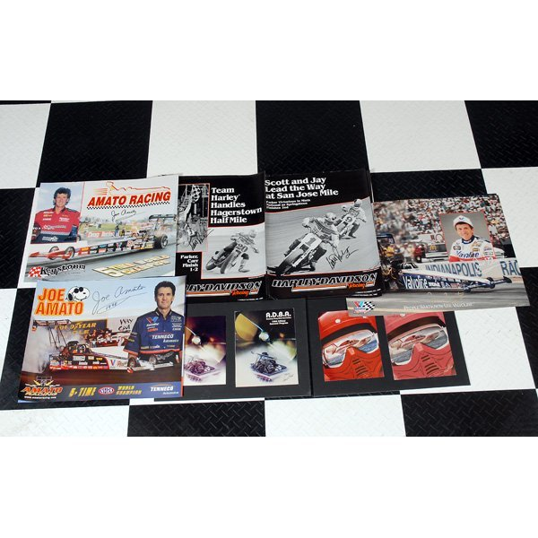 16: Surprise Misc Collection of Racing Posters 1