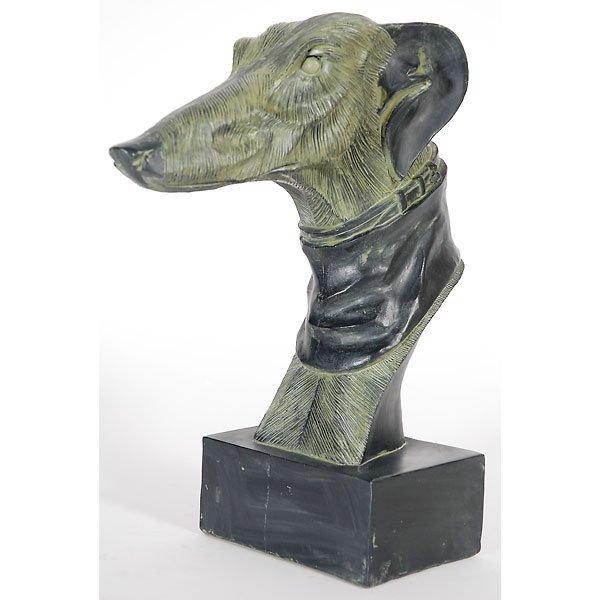 40018: Grey Hound Decor (Large) Free Shipping