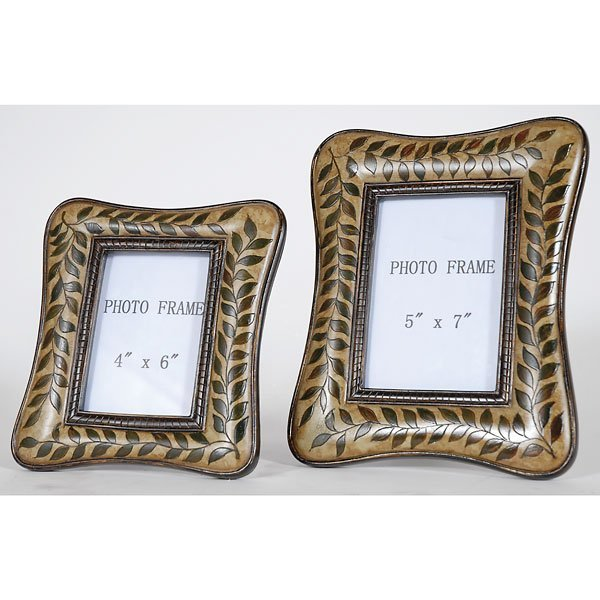 40020: Ivy Photo Frames (Set 2) Free Shipping