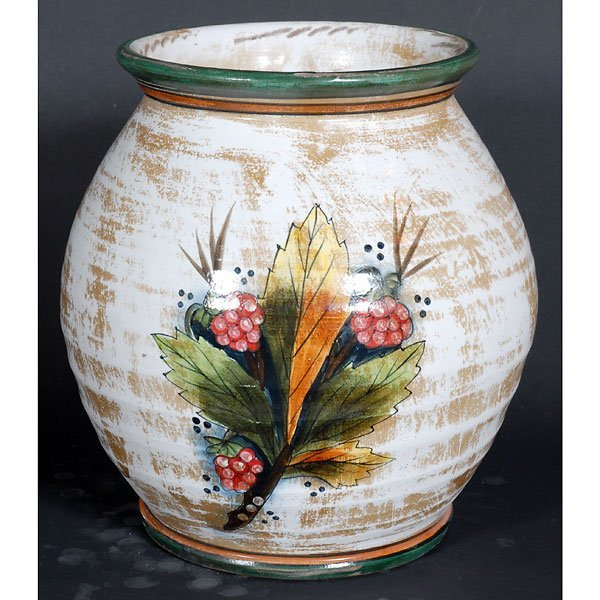 10001: Italian Style Glazed Harvest Pot