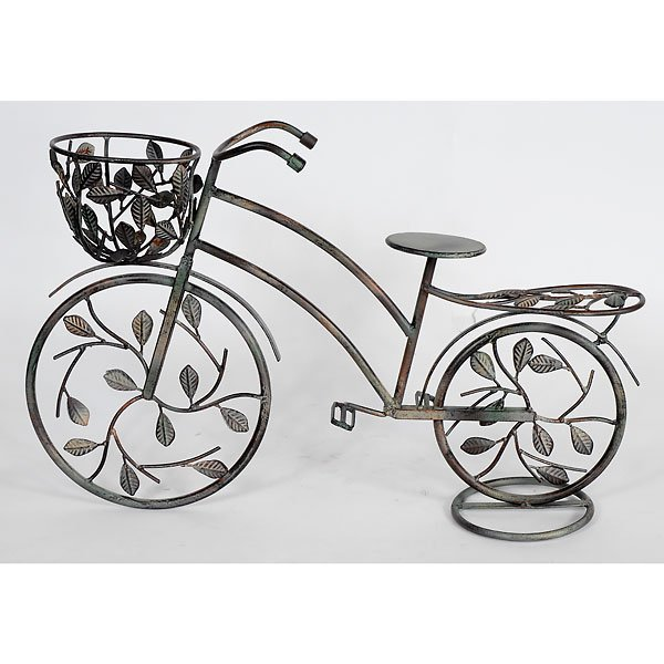 20002: Bicycle Plant stand