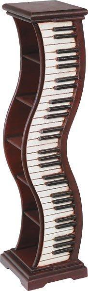 40016: Piano Key CD Holder
