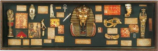 40018: Large Egyptian Showcase