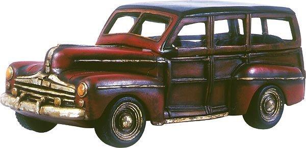 40020: Woody Car Statue