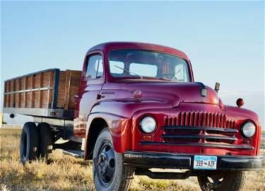 1951 INTERNATIONAL L-160 SERIES  2Ton Farm Truck