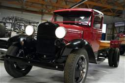 Antique Truck!!! 1931 Ford 1 Ton Truck