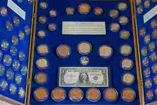 THE HISTORICAL US COIN COLLECTION
