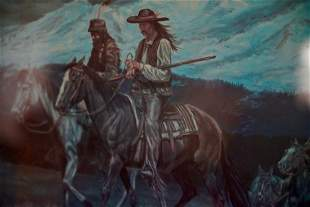 """Joe Grandee 1969 """" DOWN FROM THE HIGH COUNTRY"""""""